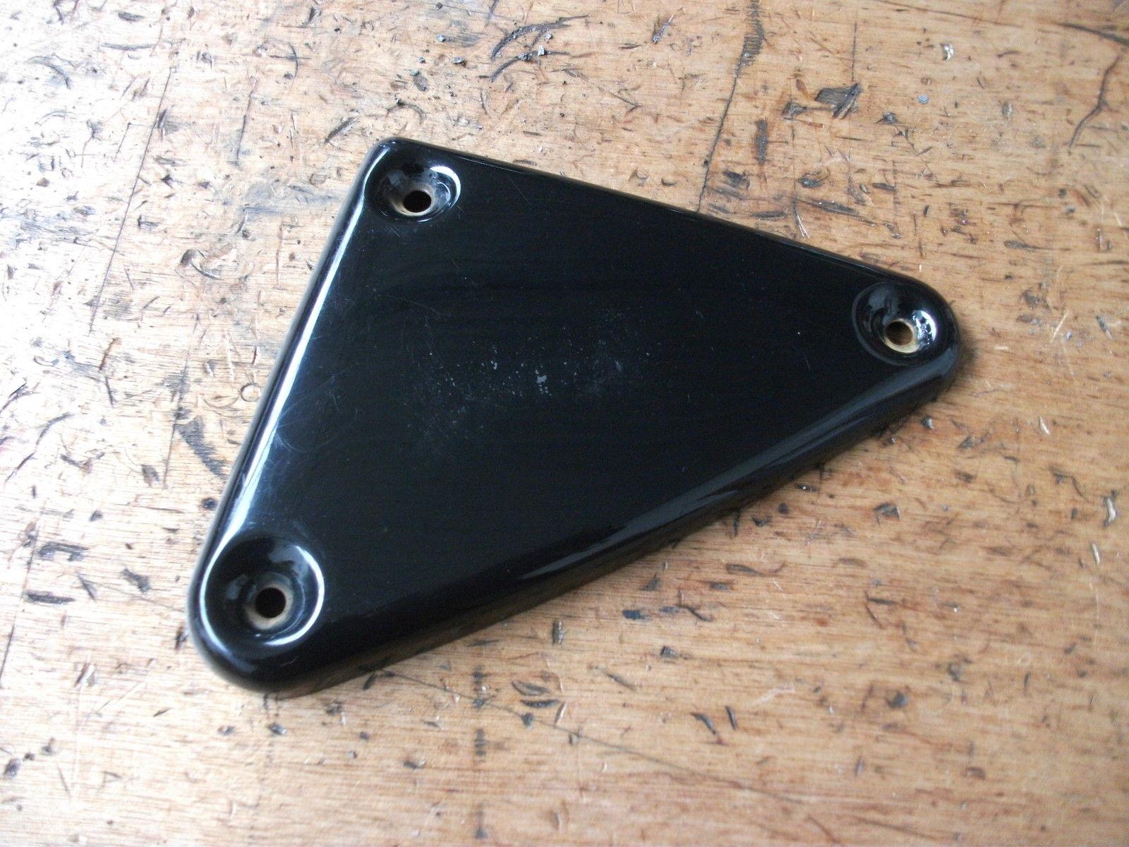 Harley Davidson XLH 1200 Modell 03 orig. Blende Rahmen v. l. schwarz ...